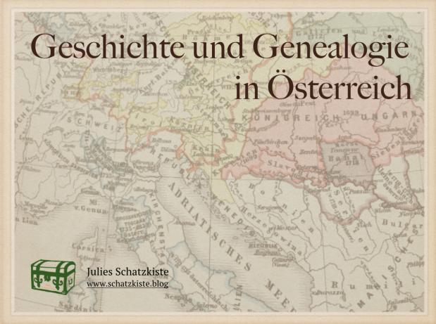 Geschichte und Genealogie in Österreich – Maria Theresia(1717-1780)