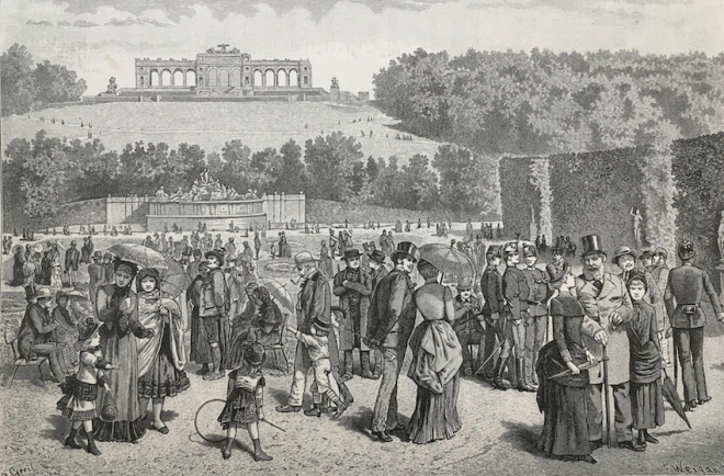 Cemeteries Of Vienna Julies Treasure Chest