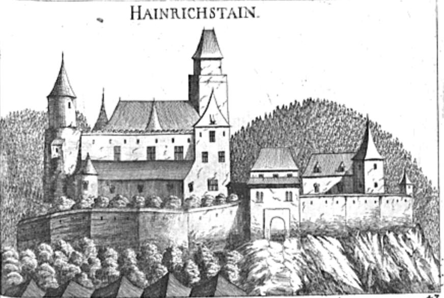 Georg Mätthaus Vischer Topographia archiducatus Austriae Inferioris modernae 1672, Wien 1672