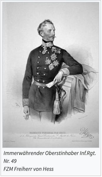 Freiherr von Hess