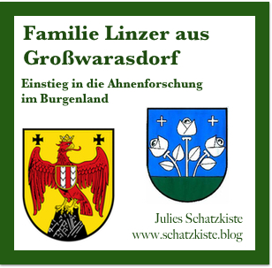 Familie Linzer in Großwarasdorf – Matriken der Diözese Eisenstadtonline